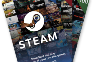 $100 steam Gift card in naira